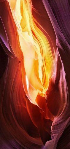 The flame - Antelope Canyon, Arizona, USA