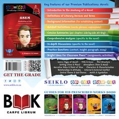 Get the grade with Learning and Teaching Support Materials for grades 8 to 12 Afrikaans and English literature, language, and media studies. Exam Guide, Film Studies, Background Information, English Literature, Afrikaans, Insight, Appreciation, Novels
