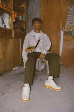[WDYWT] workwear - Streetwear Fashion Trends, Outfit Ideas, Men and Women Models Vintage Outfits, Retro Outfits, Vetement Fashion, Stylish Mens Outfits, Trendy Outfits For Guys, Summer Outfits Men, Simple Outfits, Casual Outfits, Mode Editorials