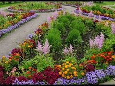 Как создать сад, не требующий ухода.