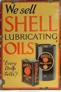 Shell oils.