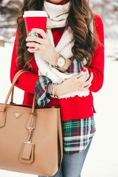 The Sweetest Thing: A Christmas Dinner #OOTD