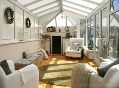 The Swenglish Home - Magnifique véranda