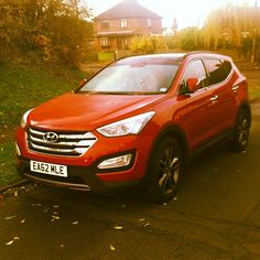 @Conor McNicholas | The handsome new Hyundai Santa-Fe went back today. I utterly loved this car.