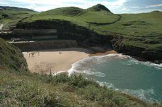 Playa de Santa Justa en #Ubiarco | #Cantabria España ( #Spain )