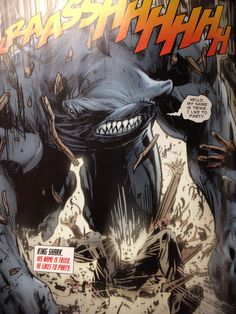 Comic Books Art, Comic Art, Ocean Master, Arthur Curry, King Shark, Black Manta, Pacific Rim, Aquaman, Book Stuff