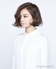 Soft Bold Wave Perm 소프트 볼드 웨이브 펌 Hair Style by Chahong Ardor
