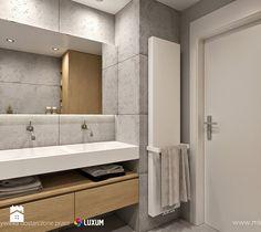 Aranżacje wnętrz - Łazienka: Nowoczesna łazienka - umywalka i beton architektoniczny od LUXUM - Łazienka, styl nowoczesny - Luxum. Przeglądaj, dodawaj i zapisuj najlepsze zdjęcia, pomysły i inspiracje designerskie. W bazie mamy już prawie milion fotografii!