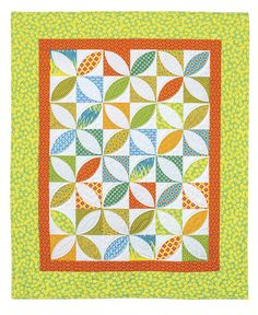 Melon Patch Quilt Pattern Video Tutorial