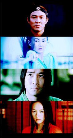 Ying xiong (Hero), 2002 (dir. Zhang Yimou)