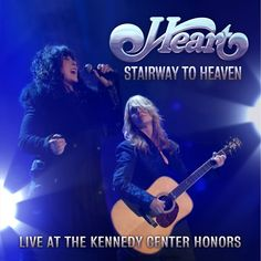 ▶ Heart - Stairway to Heaven Led Zeppelin - Kennedy Center Honors - YouTube
