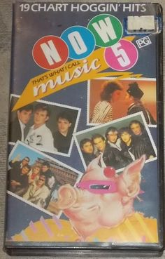 NOW That's What I Call Music 5 - VHS