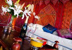 Beautiful Bombay Boudoir interior www.arabiantents.com