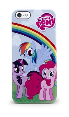 My Little Pony Rainbow Cell Case - Phone Cases - Whats New