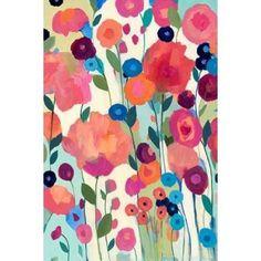 How???d You Get So Pretty Canvas Art - Carrie Schmitt (24 x 36)