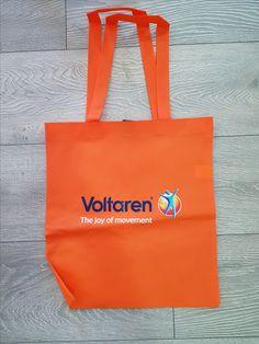 b298bbea19f2 Shopper bag for Voltaren. Cross Culture Promotions · Bags  Promo Gifts