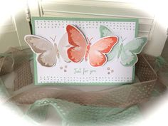 Laura's Creative Moments: Watercolor Wings - Stampin' Up!
