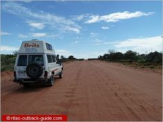 Campervan on a rough road in Outback New South Wales South Wales, Campervan, Where To Go, Recreational Vehicles, Places To Visit, Australia, Camper, Campers, Single Wide