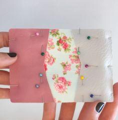 ...★★★... DIY : Des porte-cartes avec patron {tuto} - Couture - Pure Loisirs
