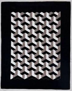 Image result for 3d patchwork blocks