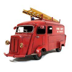 Aps Pompieri Francesi 1940 - Oggetto vintage - Modellismo - vetulus -