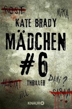 Kate Brady - Mädchen #6  3.5/5 Sterne
