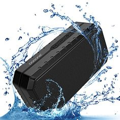 Save 50% on AMAZON with code SY5XCQS8 Pinned on 10/08/2018 Portable Outdoor Bluetooth Speaker,Barsone IPX5 Waterproof Built-in Microphone Wired & Wireless Mini Speakers,Support TF Card Slot/U Disk Electronic Deals, Outdoor Speakers, Bluetooth, Wire, Amazon Deals, Slot, Coupons, Audio, Accessories