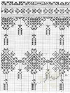 Gallery.ru / Фото #96 - Rushniki - Geometric & Traditional Motifs - Dora2012