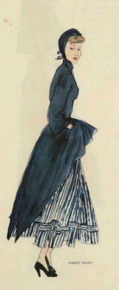 1948 Robert Piguet