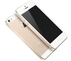 Champagne Gold iPhone 5s! I haven't even had the 4 for a year and I kinda feel bad that I want this:/