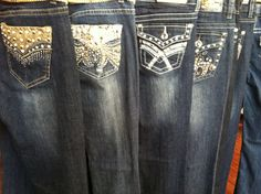 16 Best Jeans with Bling! images | Bling jeans, Cute jeans
