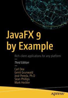 Javafx 9 By Example PDF