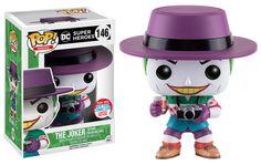 Pop! Heroes - The Joker (Batman: The Killing Joke)