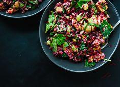 Healthy beet salad - cookieandkate.com