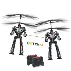 Flying RC BattleBots - Educational Toys, Specialty Toys and Games - Creative, Award Winning for Science, Math and More | Young Explorers