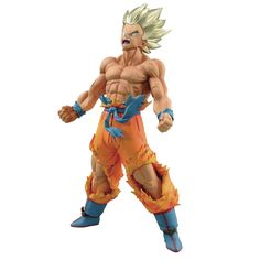 Everything on SALE & Free Worldwide Shipping! Goku Rage Pose Original Action Figure from DBZ Price: $ 47.00 & FREE Shipping #dragonball