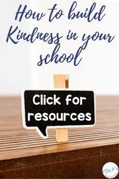 Click for ideas and FREE resources to use in your classroom and school to help students build social skills and learn to be more kind. These materials and ideas are ideal for helping students in special education and inclusion settings breakdown this abstract concept and better learn it. It's a must read for special education teachers, autism classes, life skills program, self-contained classrooms and speech therapists. Classroom Routines, Classroom Resources, Teaching Resources, Classroom Ideas, Speech Language Therapy, Speech And Language, Speech Therapy, Social Emotional Learning, Social Skills