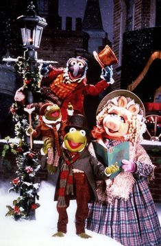 10 great Christmas films