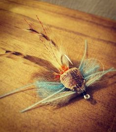 Feeling a little crabby on #flydayfriday Forgot the eyes and will probably trim the hackle claws down some more but the concept is there! #saltwaterfly #saltwaterflyfishing #saltwaterfishing #flyfishing #flytyingjunkie #flytying #flytyingaddict #flytyer #fluebinding #fluefiske #flugbindning #flugfiske #rippinlips #tightlines #thetugisthedrug #saltlife #crab #crabfly #bluecrab #tgif #friday #jstockard #chesapeakebay #drumfood #reddrum