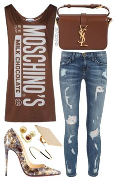 """Original Pin :""""Untitled #1642"""" by stylistbyair ❤ liked on Polyvore"""