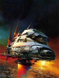 John Berkey (there is more where it comes from)