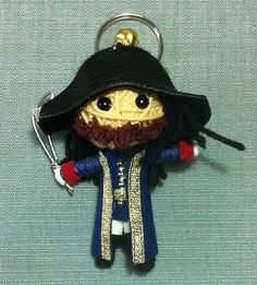 Hey, I found this really awesome Etsy listing at https://www.etsy.com/listing/178327486/barbossa-pirate-of-the-caribbean-voodoo