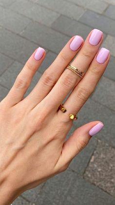 Shellac Nail Colors, Shellac Nails, Nail Manicure, Nail Polish, Cute Nails, Pretty Nails, Nail Colors For Pale Skin, Magic Nails, Cute Nail Art Designs