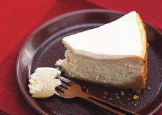 Chai-spiced cheesecake. Use my cheesecake recipe and use chai mix instead of pumpkin mix. Either vanilla or cinnamon syrup.