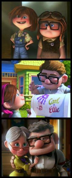 O.k.  I've said it before and I'll say it again - that middle picture looks like Dr. Monson!  Right?             carl and ellie