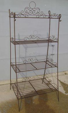 Garden Plant Stands Outdoor | Indoor And Outdoor Plant Stand