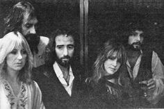 """Fleetwood Mac in 1976. """