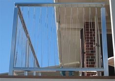 Cable Railing, Deck Railings, Banisters, Auckland, Fancy Fence, Stainless Steel Balustrade, New Deck, Pool Fence, Wire Fence