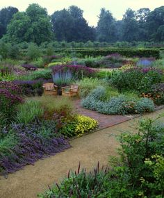 Garden Visit: A Dutch Master in Yorkshire: Remodelista The sheer scale of the place is difficult to grapple with. The kitchen garden at Scampston Hall in Yorkshire, in the north of England, contains four acres within its brick walls. But in the end the impossible size has been the making of this garden and its staggering renewal.