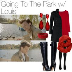 Going To The Park w/ Louis